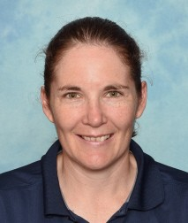 picture of representative sports organiser Ms Evenden